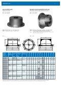 Pumpenträger nach VDMA 24 561 Bellhousings acc. to VDMA 24 561 - Seite 4