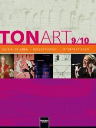 Tonart 9/10 - Helbling Verlag