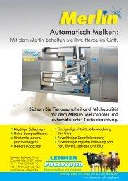 Automatisch Melken: - Lemmer Fullwood GmbH