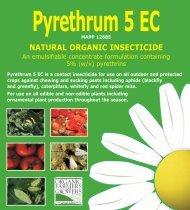 Pyrethrum 5 EC