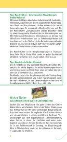 Sommer - Herbst Programm 2013 - Biosphärenpark Großes Walsertal - Page 2