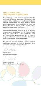 Sommer - Herbst Programm 2013 - Biosphärenpark Großes Walsertal - Page 3