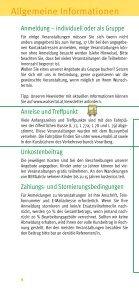 Sommer - Herbst Programm 2013 - Biosphärenpark Großes Walsertal - Page 4
