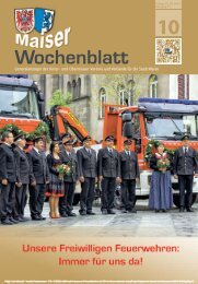 MWB-2013-10 - Maiser Wochenblatt