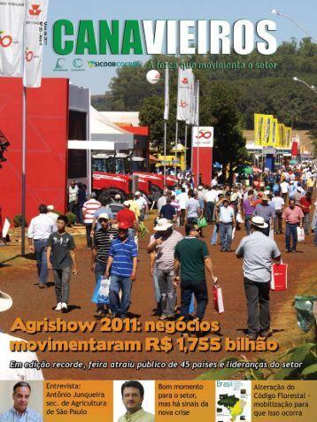 Revista Canavieiros - Maio 2011