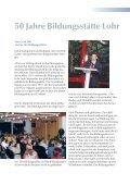 """""""Für Frieden, Freiheit und Fortschritt"""" - IG Metall - Page 6"""