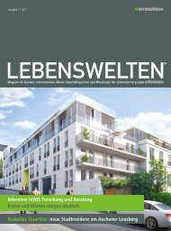 Interview InWIS Forschung und Beratung Preise und Mieten steigen ...