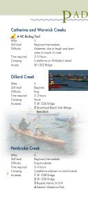 Edenton Chowan County Ecotourism Guide - Visit Edenton - Page 4