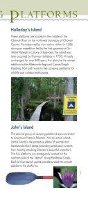 Edenton Chowan County Ecotourism Guide - Visit Edenton - Page 7