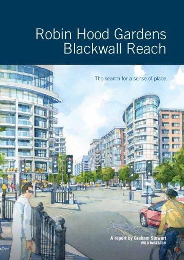 Robin Hood Gardens Blackwall Reach - Wild Search