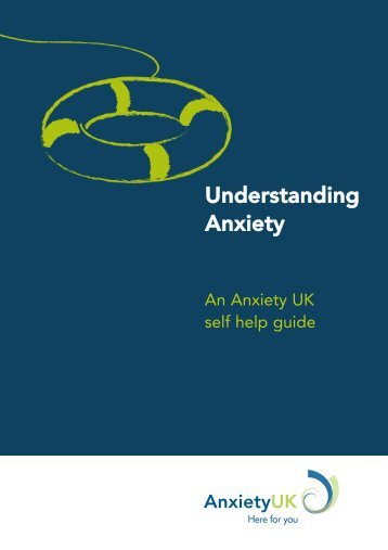 What is anxiety? - My Mind Matters