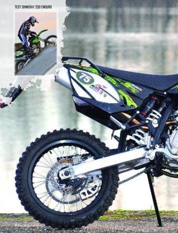 Shineray 250 cc ENDURO XY250GY-2 - Actionbikes