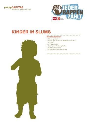 Kinder in SlumS