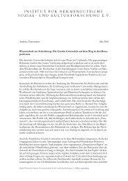 Download PDF-Datei - Institut für hermeneutische Sozial