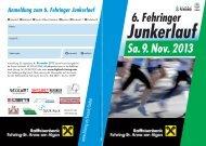 Infofolder mit Anmeldeformular herunterladen - Fehring