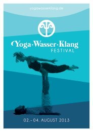 Download Flyer - Yoga·Wasser·Klang
