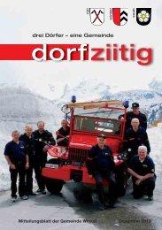Dorfziitig Dezember 2013 - Gemeinde Winkel