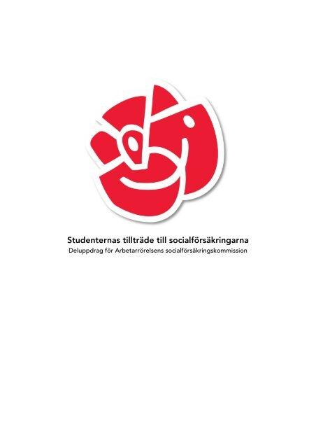 Ladda ner rapporten här (PDF) - Socialdemokraterna