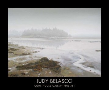 judy belasco - Courthouse Gallery Fine Art