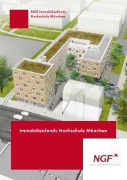 Immobilienfonds Hochschule München - NGF Next Generation ...