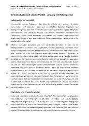 Umgang mit Heterogenität - bildungsplan.uni-jena.de