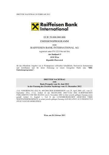 Download - Investor Relations - Raiffeisen Bank International AG