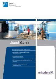 Stand-Guide - Duesseldorf Realestate