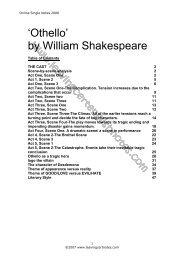 Othello notes pdf - MokaEnglish1