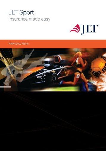 JLT Sport Brochure