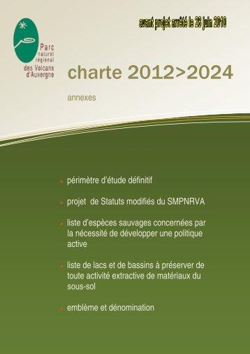 projet de statuts du Syndicat mixte du Parc naturel régional des ...