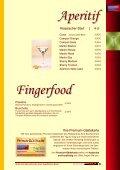 Restaurant-Karte - Restaurant Zum Sportzentrum - Seite 3