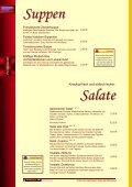 Restaurant-Karte - Restaurant Zum Sportzentrum - Seite 4