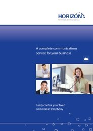 A complete communications service for your business - The Loop