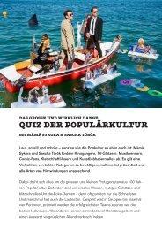 Quiz der Populärkultur (PDF 1 MB)