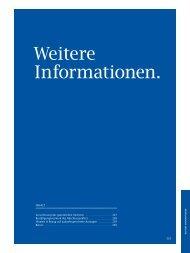 Weitere Informationen. - LBBW Geschäftsbericht 2012 - Landesbank ...