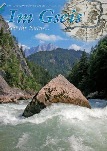 Österreichische Post AG · Info.Mail Entgelt bezahlt - Nationalpark ...