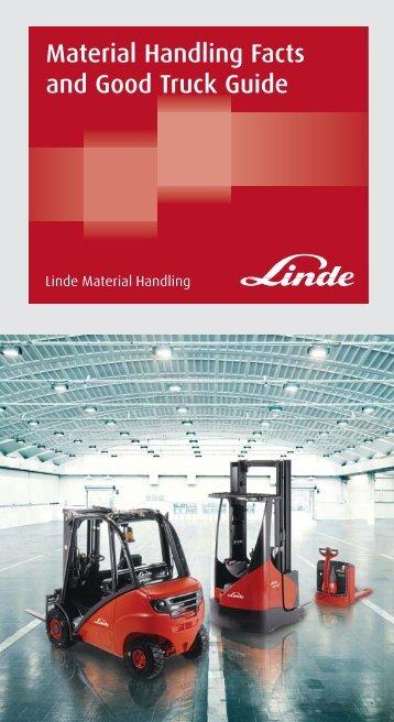 Good Truck Guide - Linde Material Handling (UK)