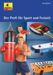 Der Profi für Sport und Freizeit - Billardsport-Held