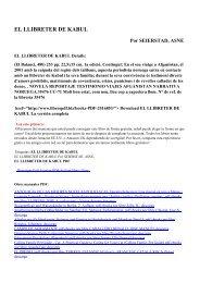 EL LLIBRETER DE KABUL pdf ebooks por libre SEIERSTAD, ASNE ...