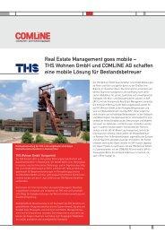 THS Wohnen GmbH und COMLINE AG schaffen eine mobile ...