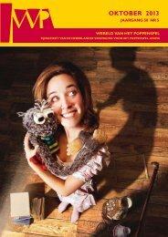 OKTOBER 2013 - Union Internationale de la Marionnette