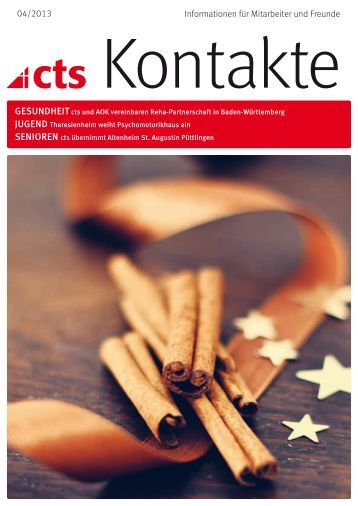 04/2013 Informationen für Mitarbeiter und Freunde - Caritas ...