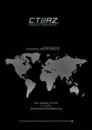 Surgical Instruments Complete Catalogue - Ctorz Instruments