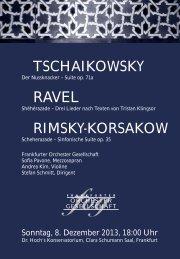 Das ausführliche Konzertprogramm - Frankfurter Orchester ...