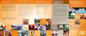 Brochure - Site Internet de l'Amicale du Conseil Général 57