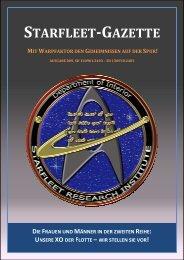 Starfleet-Gazette, Ausgabe 009 - Starfleet Online Blog