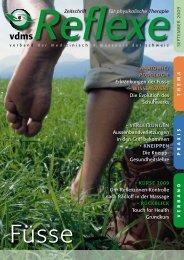 Reflexe Ausgabe September 2009 - vdms