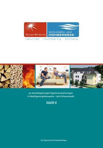 30 steuerbegünstigte Eigentumswohnungen in - solarathome.de