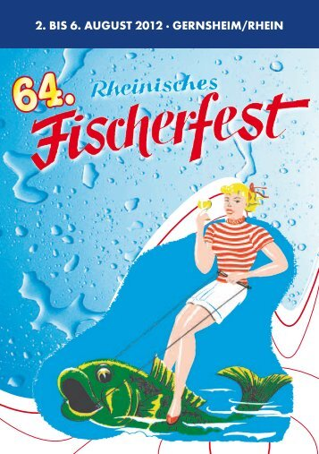 Fischerfestheft Teil 1 - Rheinisches Fischerfest