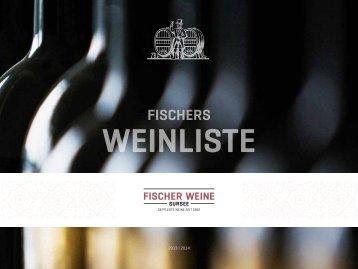 fischers weinliste 2013 | 2014 (pdf) - Fischer Weine